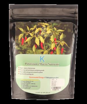 Potassium- Fertilizer for all plants 400Gm