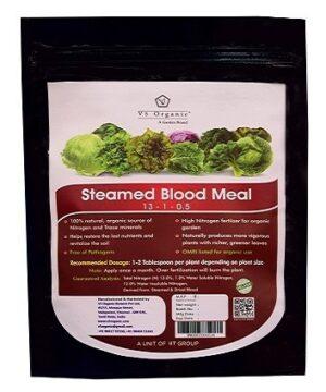 Steamed Blood Meal – fertilizer for all plants 400Gm