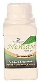 Nemax Neem Oil – 100% Water soluble – 100ml