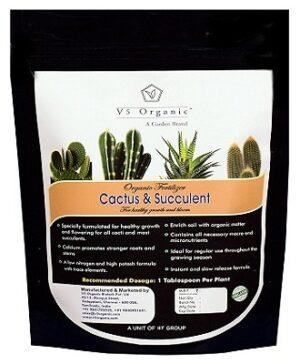 Cactus & Succulent Fertilizer – 200Gm